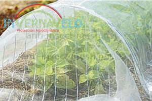 anti insect mesh to pesticides